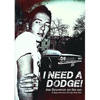 Joe Strummer - I Need a Dodge [DVD] USA import