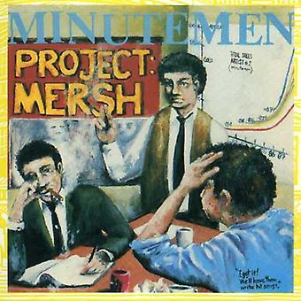 Minutemen - Project Mersh [CD] USA import
