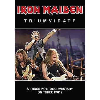 Iron Maiden - Iron Maiden - Triumvirate [DVD] USA import