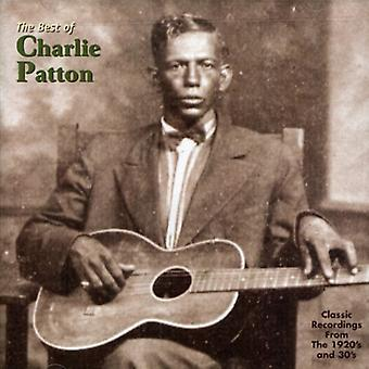 Charlie Patton - Best of Charlie Patton [CD] USA import