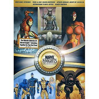 Marvel Knights Gift Set [DVD] USA importere