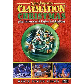 Will Vinton's Claymation Christmas [DVD] USA import