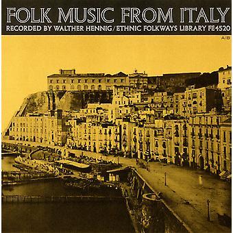 Folk Music From Italy - Folk Music From Italy [CD] USA import