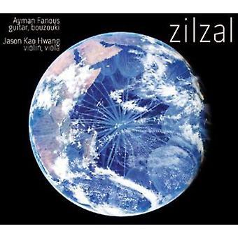 Fanous/Hwang, J.K. - Zilzal [CD] USA import