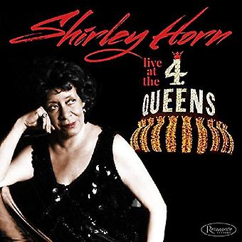 Live at the 4 Queens - Horn Shirley [CD] USA import