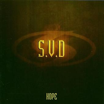 S.V.D. - Hope [CD] USA import