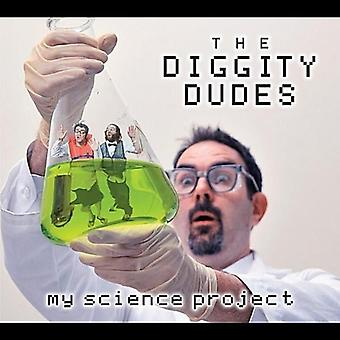 Diggity Dudes - My Science Project [CD] USA import