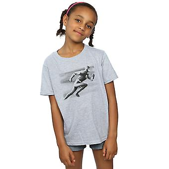 Chicas de DC Comics Flash punto camiseta Racer