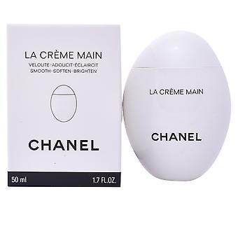 Chanel La Crème Main Veloute-adoucit-éclaircit 50 Ml voor vrouwen