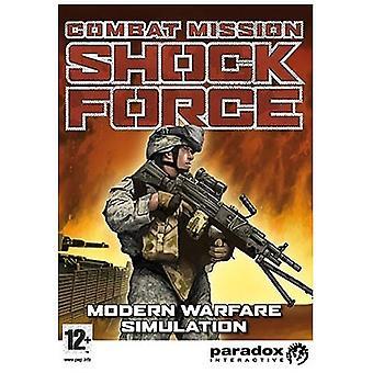 Combat Mission Shockforce (PC) - New