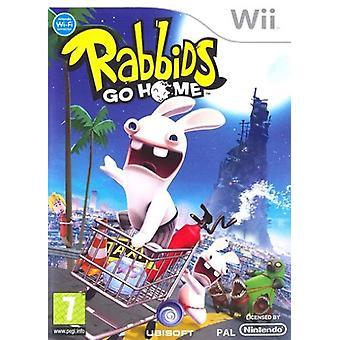 Rabbids Go Home (Wii)-nieuw