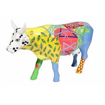 Lehmän Parade Vaca Gironina (suuri)