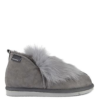 Shepherd of Sweden Jolina Asphalt Sheepskin Boot