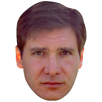 Harrison Ford mask (young)