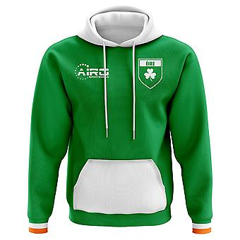 2020-2021 Ireland Home Concept Football Hoody (Kids)