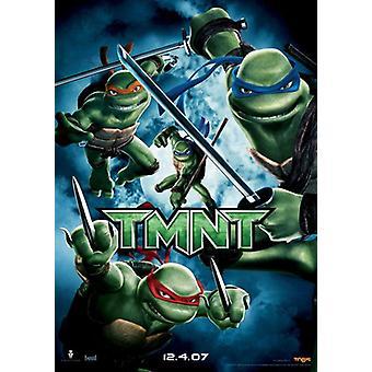 Poster do filme TMNT (11 x 17)