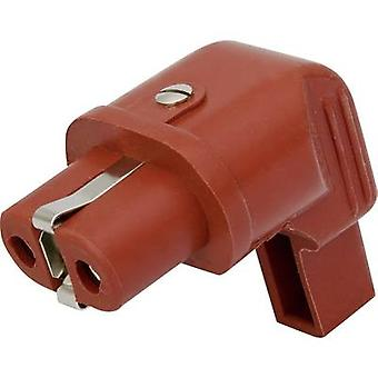 Kalthoff 344Si/Wi/25A IEC connector 344 Series (mains connectors) 344 Socket, right angle Total number of pins: 2 + PE 16 A Red 1 pc(s)