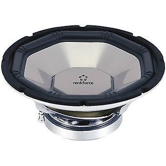 سيارة مضخم صوت العلبة 300 مم 500 W رينكفورسي 4 Ω