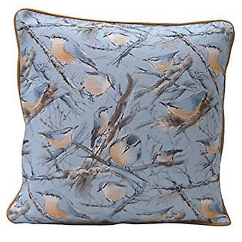 Nuthatch Design Cushion