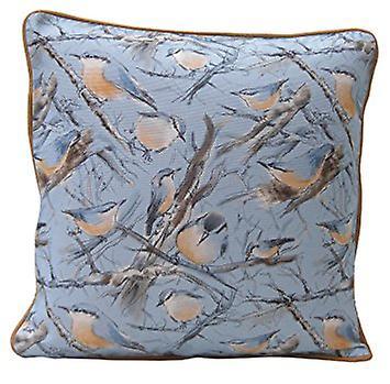 Nuthatch Design Cushion