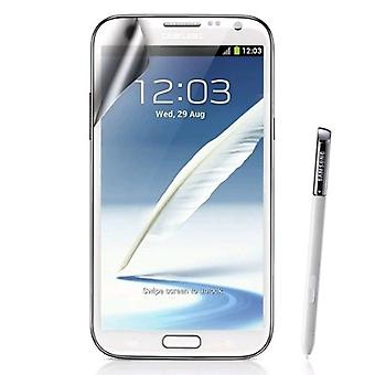 Technocel Anti-Glare Screen Protector for Samsung Galaxy Note 2 - 3 Pack (Clear)