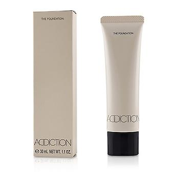Addiction The Foundation Spf 12 - # 008 (pure Beige) - 30ml/1.1oz