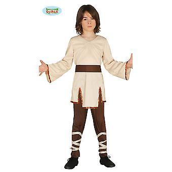 Guirca do mestre espiritual das estrelas Knight traje para meninos fantasia infantil de guerreiro