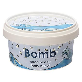 Bomb Cosmetics Body Butter Coco Beach 210ml