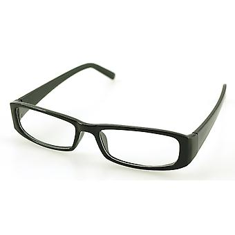 Reading glasses + 1.00 Duga Black
