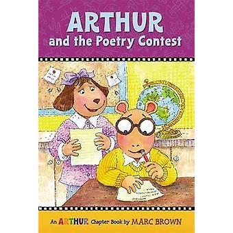 Arthur e il concorso di poesia di Marc Brown - 9780316122955 libro