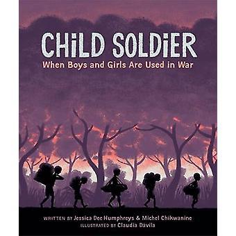 子供の兵士の戦争 (図解ねんどろいどで男の子と女の子を使用する場合