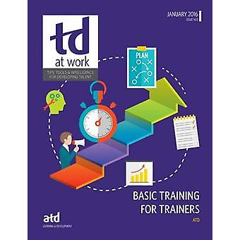 Basic Training for Trainers by ATD Fourth World UK - 9781607280002 Bo
