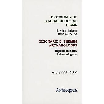معجم المصطلحات الأثرية باندريا فيانيللو-9781905739493