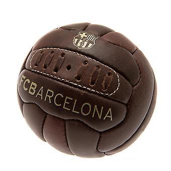 FC Barcelona Official Retro Heritage Mini Ball