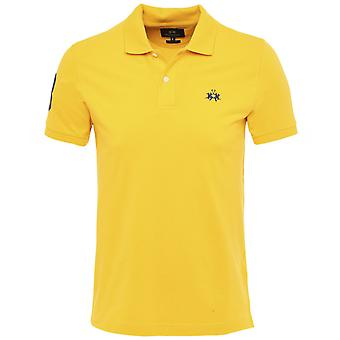 La Martina Slim Fit Scottie Polo Shirt