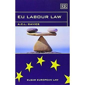 Prawo pracy UE przez A.C.L. Davies - 9781781004357 książki