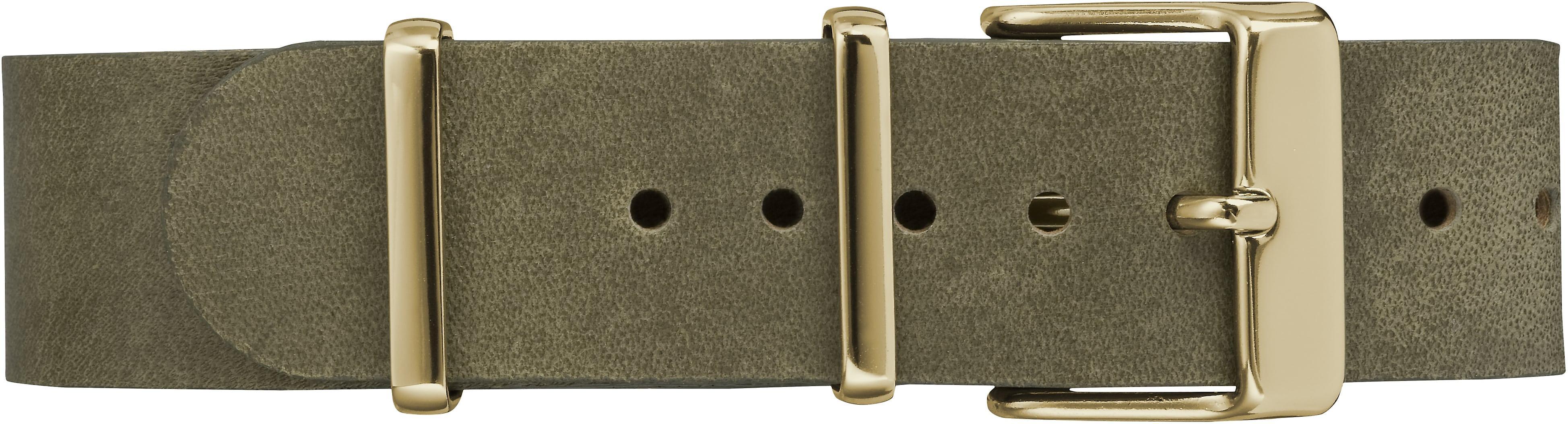 Timex Weekender Brown Leather Strap Unisex Watch TW2P98500 37mm