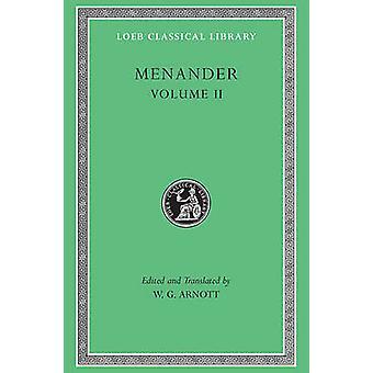 Menander - v. 2 von Menander - W. Geoffrey Arnott - W.G. Arnott - 97806