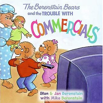 Les oursons Berenstain et the Trouble with Commercials (Berenstain Bears (8 x 8 Broché))