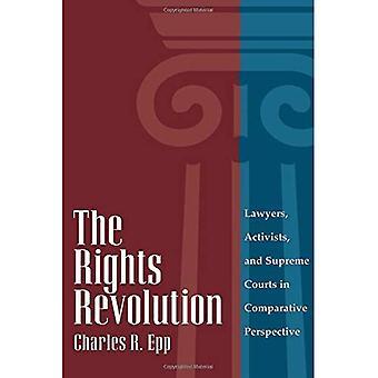 Die Rechte Revolution: Rechtsanwälte, Aktivisten und obersten Gerichtshöfe in vergleichender Perspektive