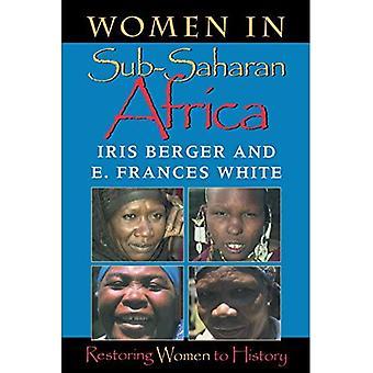 Vrouwen in sub-Saharaans Afrika: herstel van vrouwen in de geschiedenis