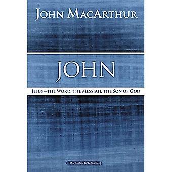 MACARTHUR/JOHN SC (MacArthur Bibel-Studien)