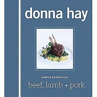Rund-, lams- en varkensvlees (Hardcover)