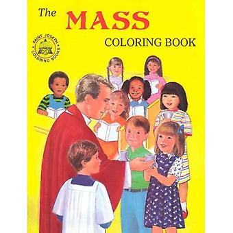 The Mass Coloring Book: (Pack of 10)