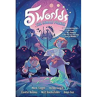 5 mundos livro 2