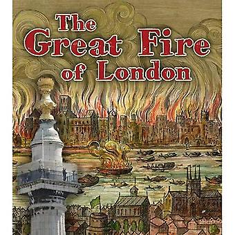 The Great Fire of London (Important Events in History)