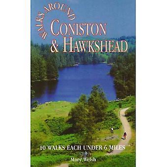 Coniston and Hawkshead Walks Around (Dalesman Walks)