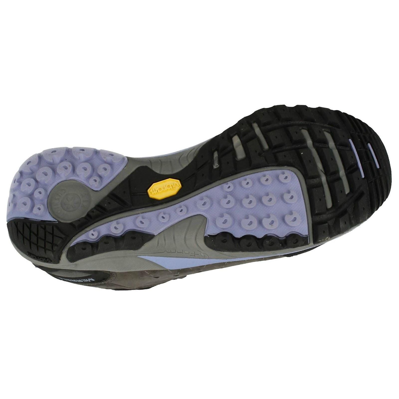 Ladies Merrell Air Cushion Trainers Avian Light Leather