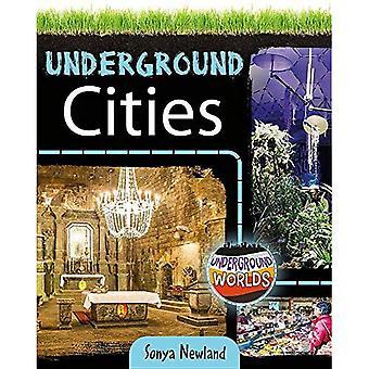 Unterirdische Städte (unterirdische Welten)