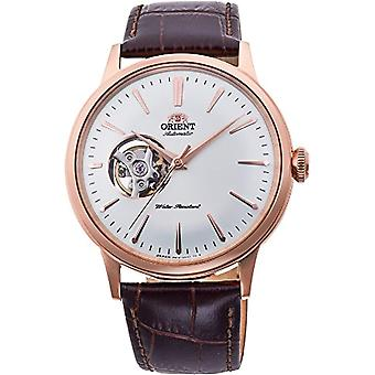 Orient Automatic Analog Man with leather RA-AG0001S10B